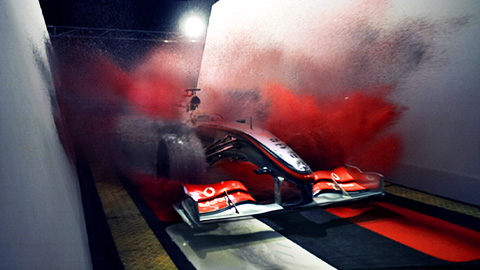 Akzo McLaren